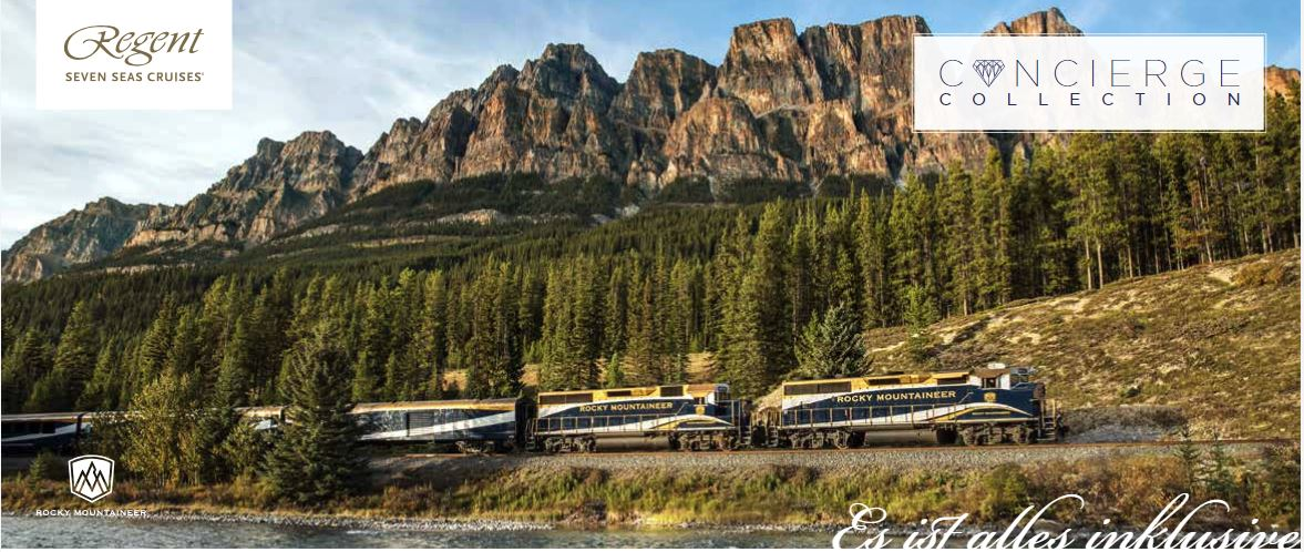 Rocky Mountaineer CONCIERGE Collection